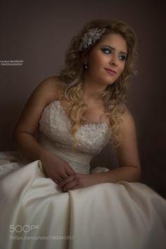 vintage bride 2 by georgebozinov