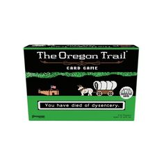 Read reviews and buy Pressman The Oregon Trail Game at Target. Choose from contactless Same Day Delivery, Drive Up and more.