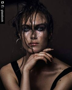 #Repost @glassbook with @repostapp ・・・ SNEAK PEEK: Another teaser from our new beauty editorial by @brianypperciel and @florenceodurand for #GLASSbook featuring Canadian beauty @elissabibaud #darkbeauty #editorialmakeup #smokyeyes #beautifulmodel #oribe #maccosmetics #prttypeaushun