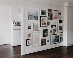 I like this idea. Cool idea for redesign rooms, change your space. Gallery Wall, Decor, Decor Design, Bedroom Decor, Art Gallery Wall, Frames On Wall, Home Decor, Room Decor, Home Deco