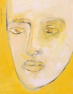 "For Sale: Cadmium Yellow by Arun Prem   20""w 16""h   Original Art   https://www.vangoart.co/arunprem/cadmium-yellow @VangoArt"