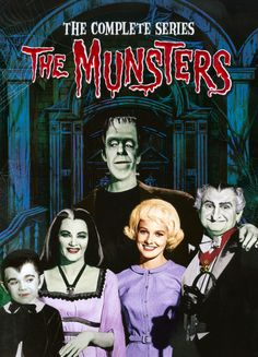 Munsters Tv Show, Black Sheep Of The Family, Rocko's Modern Life, Yvonne De Carlo, Tv Icon, Cult Movies, Films, Comedy Series, Child Actors