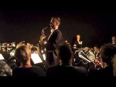 P. Iturralde - Pequeña Czarda - (saxophone solo and orchestra)