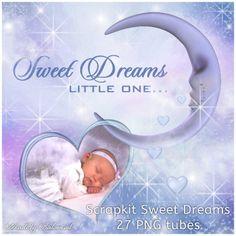 Scrapkit Sweet Dreams