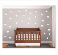 Star Wall Decals Vinyl Star Decals Nursery por CustomVinylbyBridge