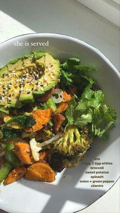 Healthy Meal Prep, Healthy Snacks, Healthy Eating, Healthy Fridge, Healthy Foods To Eat, Vegetarian Recipes, Cooking Recipes, Healthy Recipes, Manger Healthy