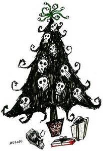 Creepy Christmas Tree Drawings Bing Images Scary Christmas Christmas Tree Drawing Creepy Christmas