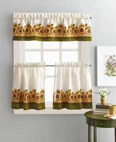 203 Best Sunflower Curtain Images In 2018 Sunflowers