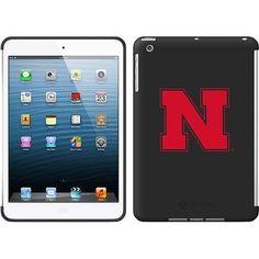 Apple iPad mini Classic Shell Case, University of Nebraska, Black