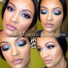 Makeup done by MUA Jo Michelle