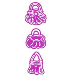 Joy Crafts Cutting and Embossing Stencil - Bags 6002-0087