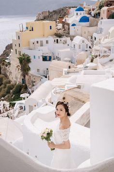 Oia santorini pre wedding photography