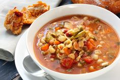 Chicken Soup From Around the World