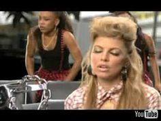 Fergie Clumsy