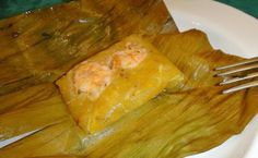 Abará baiano Spanakopita, Love Food, Seafood, Food And Drink, Yummy Food, Meat, Chicken, Cooking, Ethnic Recipes