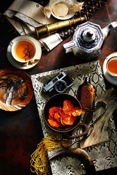 Tea in Eastern Africa | Photo by Anna Williams