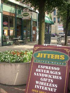 Jitters Coffee House - Joliet, Illinois