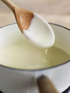 Learn How to Make Béchamel Sauce, One of the 5 Mother Sauces: Bechamel sauce