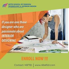 Craft your Career in Interior Design! Join our B. Interior Design & Decoration 2018 Batch Apply now and get a chance to win up to scholarship Interior Design Colleges, Decor Interior Design, Fashion Designing Colleges, Cool Style, Career, Join, Decoration, School, Crafts