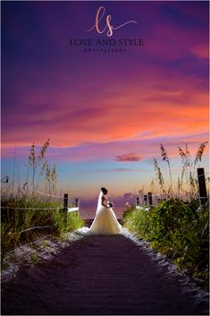 Bride and groom portrait at sunset on the beach in Venice, Florida. Romantic Vacations, Romantic Travel, Family Photography, Wedding Photography, Venice Florida, Italy Vacation, Honeymoon Destinations, Bora Bora, Tahiti