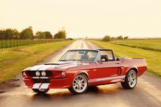 1967 Shelby GT500CR Convertible