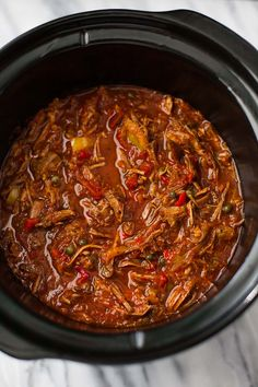 Pressure Cooker Ropa Vieja (Gluten free, Dairy free, Paleo) Cuban Recipes, Crockpot Recipes, Cooking Recipes, Dinner Recipes, Healthy Recipes, Cuban Dishes, Beef Dishes, Pressure Cooker Recipes, Pressure Cooking