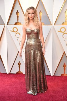 All Of The Looks On The Oscars Red Carpet