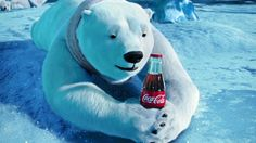 Chapter 9: I feel that Coke does the best animation ads. This is one of my favorites. Another is the vending machine ad.  I felt that this was a great example because it can also get you into trouble. They came out with all white polar bear soda cans that confused consumers because they couldn't distinguish between diet and regular and they were coming back to the store upset to return them.