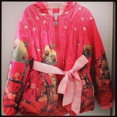 Очень милая курточка, прям мимими))