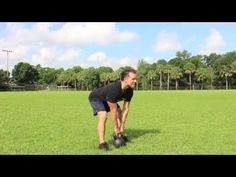 The 7 Most Important Kettlebell Exercises. - YouTube