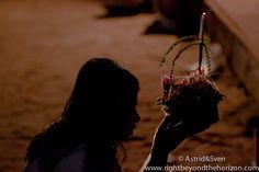 #Loi Krathong #prayingWoman #travel
