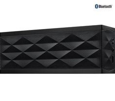 Jawbone Jambox. I really want this. Maybe my next birthday present or something.