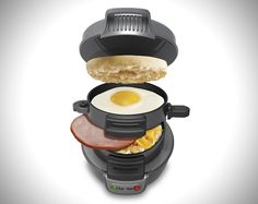Epic Sandwich Maker Creates Delicious Multi-Tiered Meal In 5 Minutes
