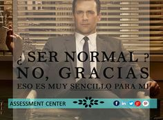 No seas normal. #Motivaciones #AssessmentCenter #MotivacionesAssessmentC #Emprendedores
