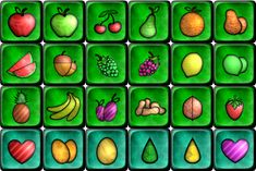Top Down Game, Make Your Own Game, Tower Defense, Build Something, Game Assets, Fruit, Random, Casual