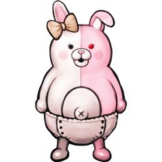 Usami (Monomi)   Future Foundation Mascot, Monokuma's Adopted Sister, Miaya Gekkuhara's Avatar Danganronpa Monokuma, Danganronpa Memes, Nagito Komaeda, Danganronpa Characters, Pokemon, The Rules, Ouma Kokichi, Fandom, Animes Yandere