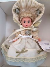 Madame Alexander Adorable Silk Victorian Doll (Blue)  # 26875