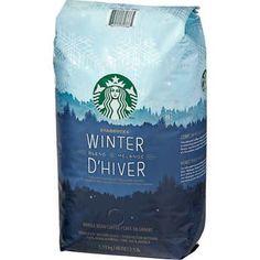 Starbucks Winter Blend Coffee Beans, 40 oz.