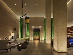 Designed by John Pawson and conceived by Ian Schrager in partnership with Marriott International, the 190-guestroom hotel feature an art-filled lobby lounge and bar, basement club, spa, fitness centre and rooftop pool with 360-degree views of the Los Angeles Skyline.