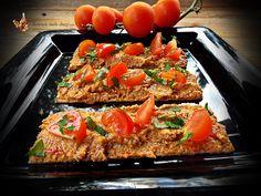 Pate de ardei copt cu ciuperci | Retetele mele dragi Vegan Breakfast Recipes, Healthy Salad Recipes, Vegan Vegetarian, Vegetarian Recipes, Meatloaf, Food And Drink, Appetizers, Pasta, Cooking