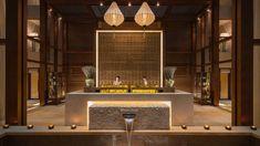 Le spa du Four Seasons Hotel Beijing, entre authenticité et modernité Spa Design, Spa Interior Design, Restaurant Interior Design, Hotel Lobby Design, Spa Luxe, Luxury Spa, Luxury Hotels, Spas, Day Spa Decor