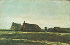 Vincent van Gogh: The Paintings (Cottages)