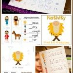 Nativity Preschool Pack