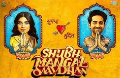 All #Audio #Video Songs with #lyrics from the Movie #ShubhMangalSaavdhan Starring #AyushmannKhurrana and #BhumiPednekar http://www.filmytune.com/movie/shubh-mangal-saavdhan/