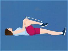 Nie wieder Rückenschmerzen! Was es mit der Osteopathie auf sich hat, wie Sie einen guten Therapeuten finden - plus drei Übungen für den Rücken.