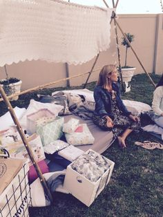 Karoo Baby Shower #babyshower #karoo #tent #outsideparty #liefokasie
