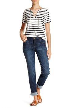 Kut Jeans, Skinny Jeans, Best Boyfriend Jeans, Boyfriend Jeans Outfit Summer, Stylish Outfits, Fashion Outfits, Fashion Ideas, Girly Outfits, Fashion Inspiration