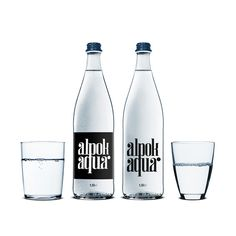 Alpok Aqua Re-branding on Packaging of the World - Creative Package Design Gallery