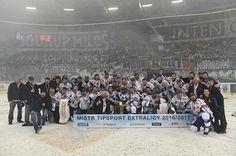 Mistr ligy 2016 - 2017 Kometa Brno