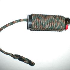 Paracord Lighter Wrap by METALBLADE